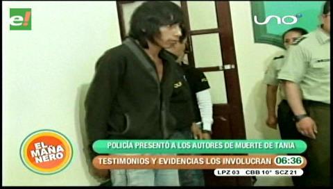 Cochabamba: Sindican a pandilla por feminicidio de Tatiana