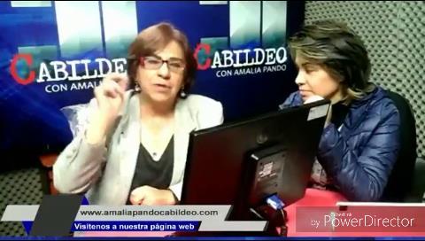 Amalia Pando se disculpa y se retracta, pero pide que Campero haga lo mismo con Cusi