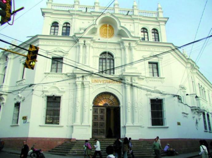 UNIVERSIDAD. El CEUB se reunió en Sucre y decidió crear un tribunal nacional de procesos.
