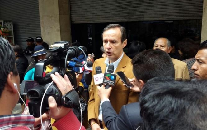 Quiroga: Gobierno y cocaleros deberían aprender de la actitud democrática del presidente Santos