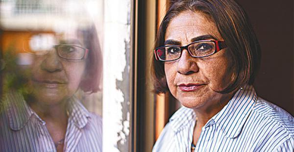 Amalia Pando no descarta que la lleven a la justicia ordinaria
