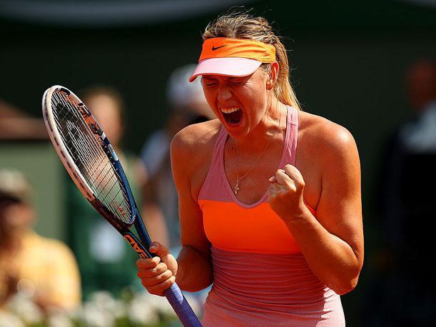 TAS reduce suspensión de Maria Sharapova: podrá competir en abril 2017