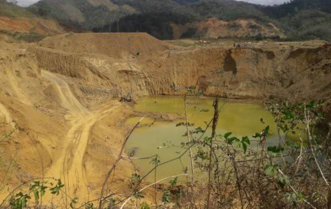 Denuncian que tres cooperativas auríferas avasallan tierras en radio urbano de Teoponte
