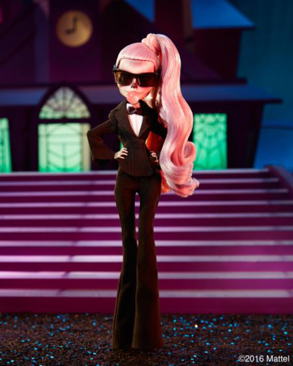 Lady Gaga, Zomby Gaga, Monster High