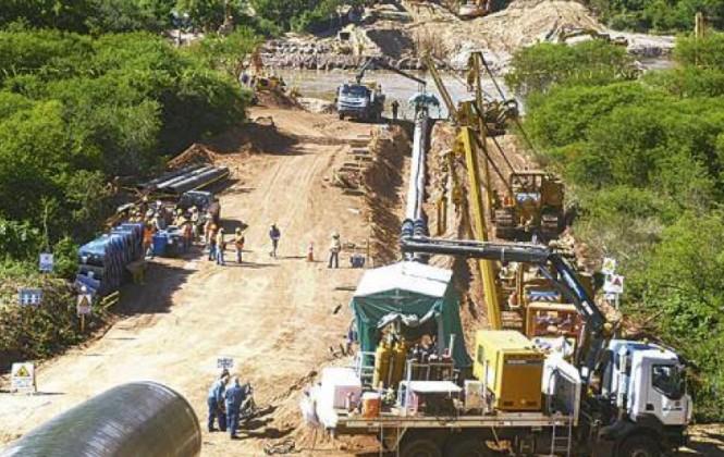Guaraníes denuncian incumplimiento de la firma Total en el pago de compensación