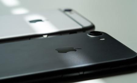 iPhone 6 y iPhone 7
