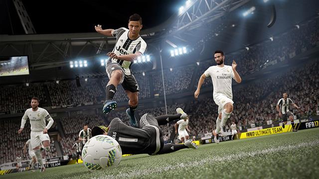 Paulo Dybala es otro de los jugadores destacados del FIFA 17, además de las clásicas estrellas como Cristiano Ronaldo y Lionel Messi