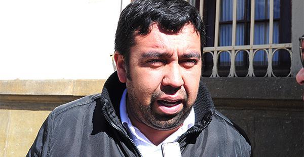 El alcalde tarijeño Álvaro Ruiz dijo que presentó sus descargos