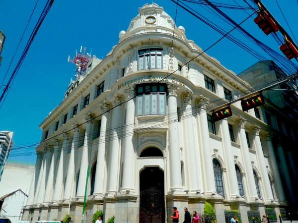JUNTA DE ACCIONISTAS DEL BANCO MERCANTIL SANTA CRUZ CONSIDERARÁ LA ADQUISICIÓN DEL PAQUETE ACCIONARIO DE BANCO LOS ANDES, QUE SE TRANSFORMÓ DE ONG EN BANCO EN 2005.