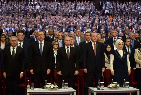 El Congreso Mundial en Estambul