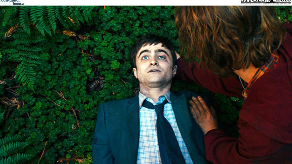 Foto: Daniel Radcliffe en un fotograma del filme