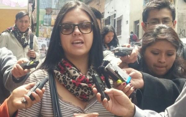 Abogada señala que juez observó querella de Nohemy Cámara en el caso Katanas
