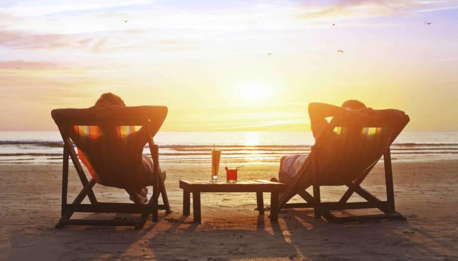 Antes de gastar más, vete de vacaciones. (iStock)
