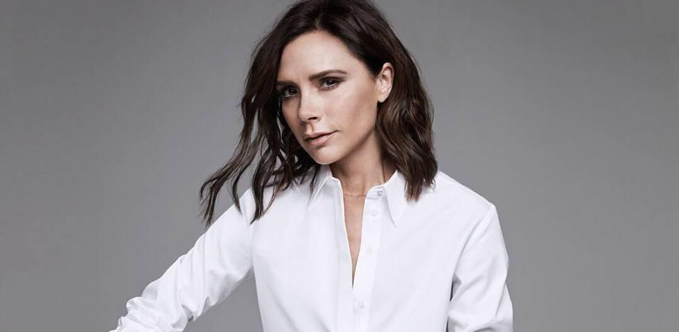 Imagen de la campaña de Victoria Beckham para Target.