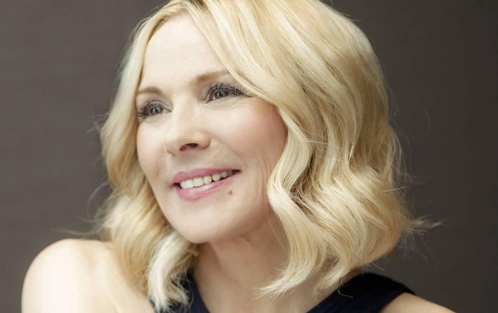 La actriz Kim Cattrall en Los Ángeles.