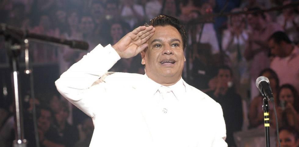 El cantante mexicano Juan Gabriel, fallecido en agosto.