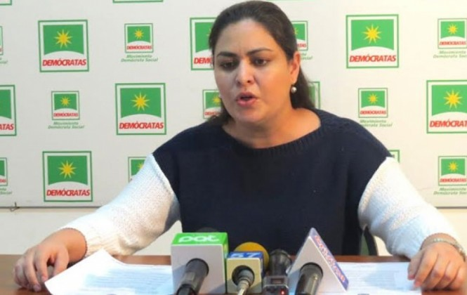 """Senadora pide a Arce informar sobre alquileres """"exorbitantes"""" del Ministerio de Economía"""