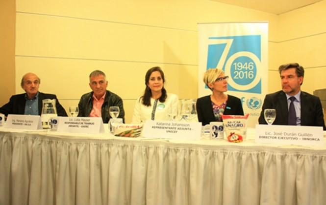 IBCE reconoce a Guabirá y Unagro como pioneros en la erradicación del trabajo infantil