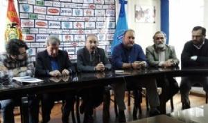 Resultado de imagen para presidente de la Comisión Técnica, Enrique Conde