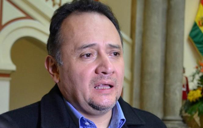 Ministro Orellana dice que confía en aclaraciones de Arce sobre nuevo edificio de Economía