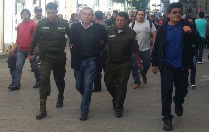 """Salinas reconoce que mandó grabar un video de militares que """"negocian"""" devolución de dineros"""
