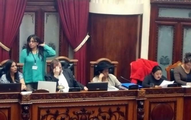 Interpelan a la Ministra de Comunicación en la Asamblea Legislativa