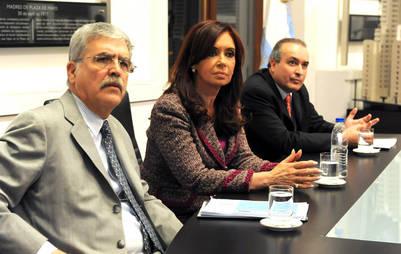 Ratifican una denuncia penal contra De Vido por malversación de fondos. Foto Télam.