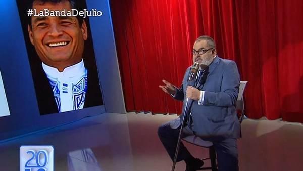 El fuerte monólogo de Jorge Lanata en PPT