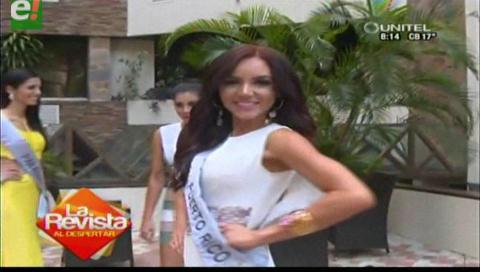 Hoy presentan a las candidatas del Reina Hispanoamericana 2016