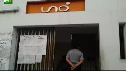 Red UNO despide a 23 empleados que cumplieron 53 días de paro indefinido