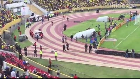 La telenovela de Enner Valencia: por qué tuvo que fingir una lesión y huir de la Policía en pleno partido de Eliminatorias