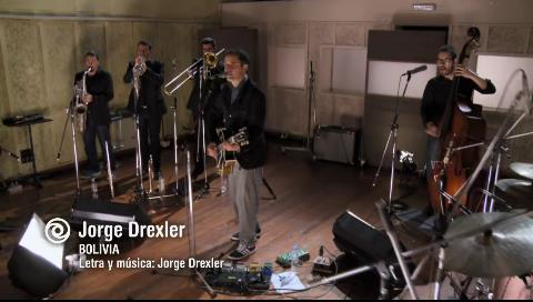 Jorge Drexler se presenta en Santa Cruz el 25 de octubre