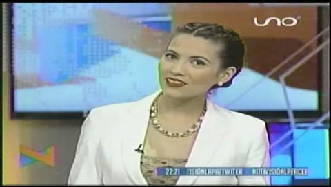 Mira cómo la presentadora Claudia Fernández da la noticia de su propio embarazo