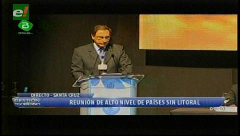 Perú quiere impulsar la pronta concreción del proyecto del Tren Bioceánico