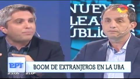 El controvertido informe de Lanata sobre los extranjeros en Argentina