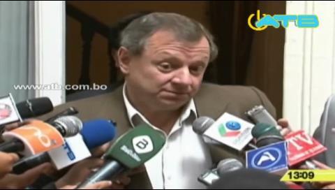 Presencia de Doria Medina incomoda a Costas, según el Gobierno