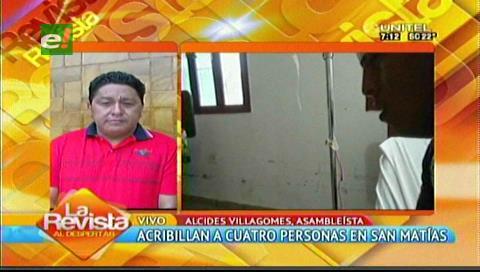 Asambleísta Villagómez exige más control en las provincias tras asesinato en San Matías