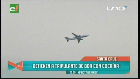 Aeropuerto Viru Viru: Detienen a expiloto con 5 kilos de droga