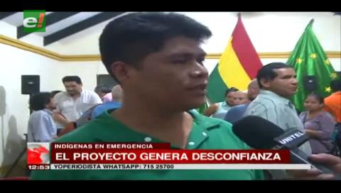 """Indígenas dan ultimátum al Gobierno para retirar maquinaria de """"El Bala"""""""