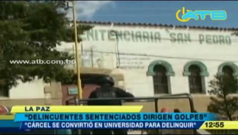 La cárcel de San Pedro, una universidad para delinquir
