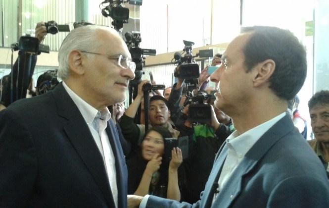 Mesa afirma que Evo Morales ya no puede ser reelegido como presidente
