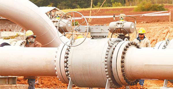 producción de gas natural el reclamo de argentina refleja la baja oferta del energético Los envíos de volúmenes de gas al mercado argentino se redujeron en julio de este año