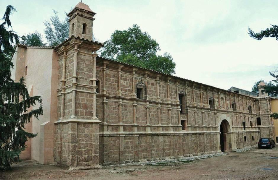El monasterio de Piedra cisterciense en Nuévalos, un