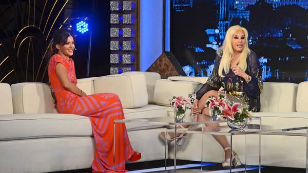 El programa de Susana Gimenez, uno de los más vistos de Telefe.