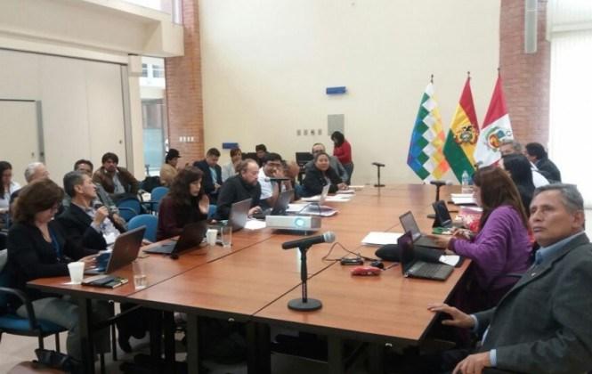 En gabinete binacional, Bolivia y Perú debatirán producción pesquera