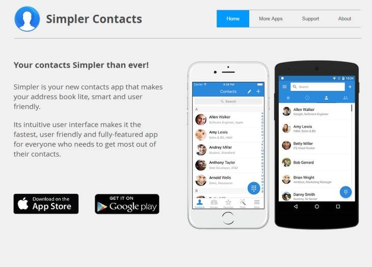 simplercontacts