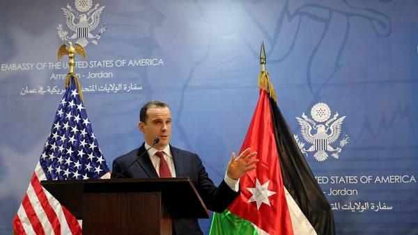 Brett McGurk, enviado especial de Estados Unidos para la lucha contra el ISIS, confirmó el inicio de la ofensiva. AP