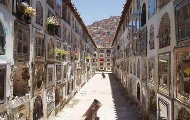 Cementerio General de La Paz está entre los 13 más increíbles del mundo, según revista de EEUU