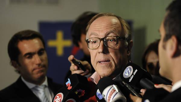 Ex secretario de Finanzas Guillermo Nielsen (Pedro Lázaro Fernández)
