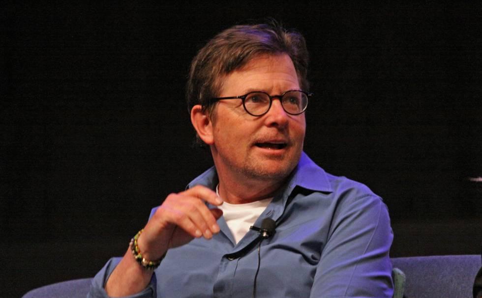 El actor Michael J. Fox, el pasado junio en un acto en Filadelfia.